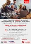 Vzdělávání seniorů v oblasti digitálních dovedností